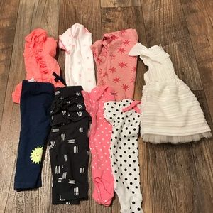 Other - 0-3 month baby girl bundle